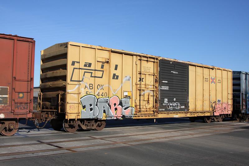 ABOX50440 - Newark, CA - January 13, 2008<br /> ©2008 Chris Butts