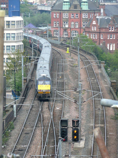 82219 - Newcastle Keep