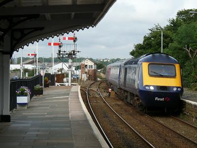 Bodmin, Par, Penzance & St Ives (18-08-2009)
