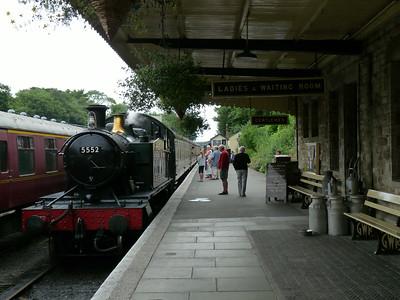 Bodmin & Wenford Railway (21-08-2009)
