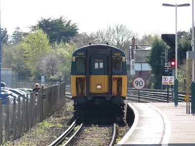 Brockenhurst & Lymington (13-04-2009)