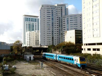 Cardiff (Adamsdown & Pellet St) (18-11-2009)