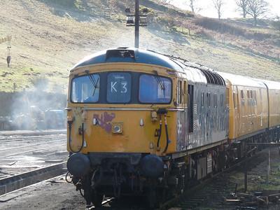 Churnet Valley Railway (29-03-2009)
