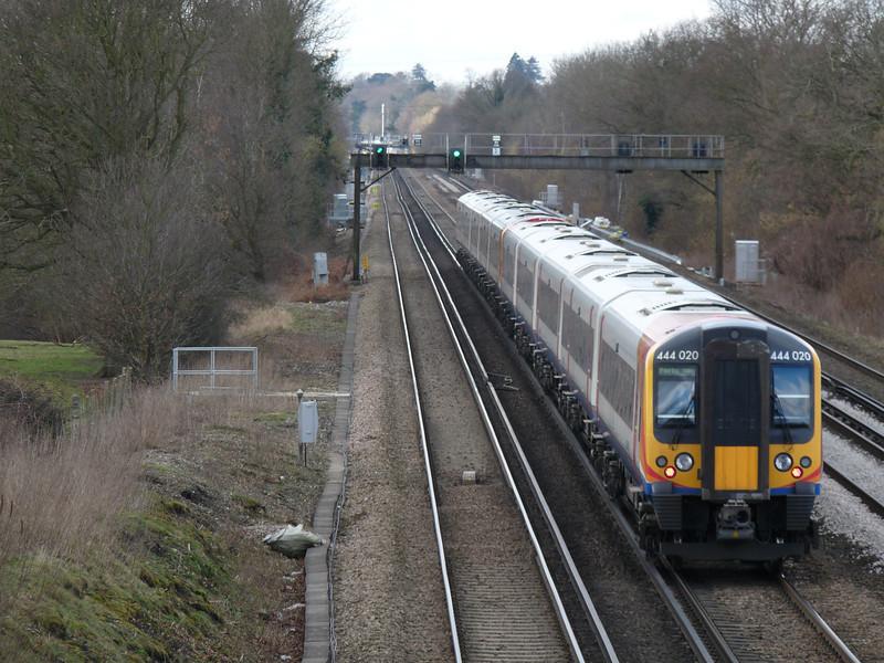 444020 - Potsbridge