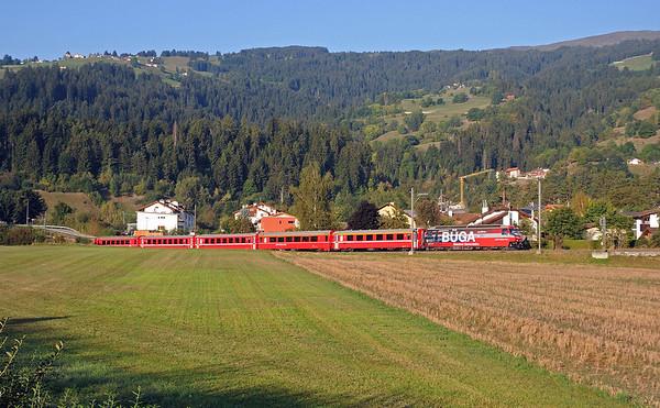 Die Rhatische Bahn 2009