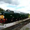 Class 40, D212 - Swanwick Yard