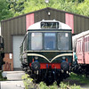 Class 121 - Swanwick Yard