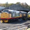 37518 & D9009 - Wansford