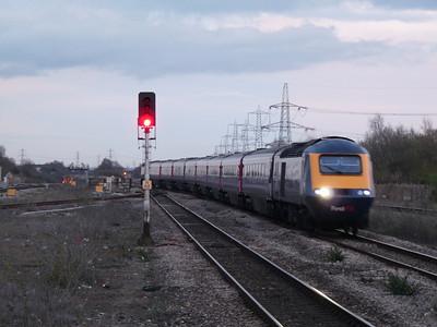 Pilning, Chepstow & Seven Tunnel Junction (27-03-2009)