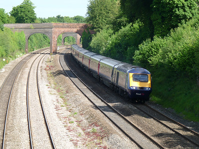 Thames Valley and Kings Sutton (23-05-2009)