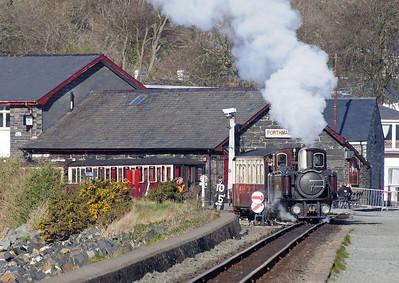 The Ffestiniog & Welsh Highland Railways 2009 & 2010
