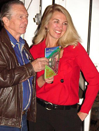 2010 Sunol Train Book Signing by Steve Bunn