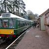 Class 108 - Parkend