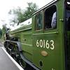 LNER Peppercorn Class A1, 60163 'Tornado' - Medstead & Four Marks