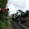 LNER Peppercorn Class A1, 60163 'Tornado' - Ropley