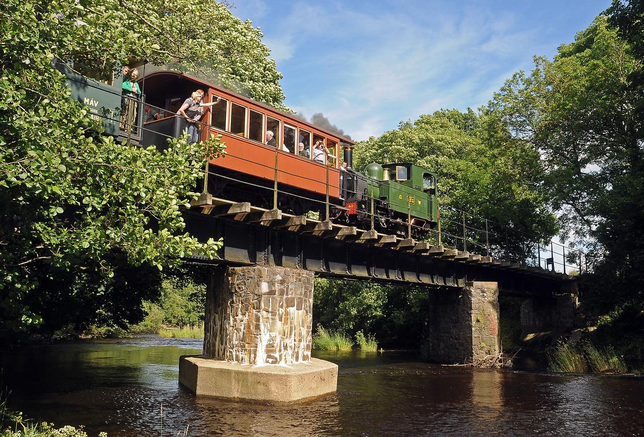 Afon Banwy Bridge (W&LLR)