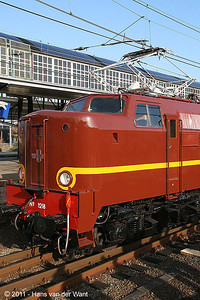"""Former NS1218. Today also the property of """"Werkgroep 1501"""". Not (yet) in working order."""