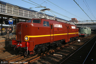 "Former NS1218. Today also the property of ""Werkgroep 1501"". Not (yet) in working order."