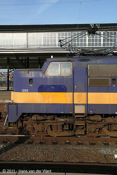 EETC 1255, former NS 1221.