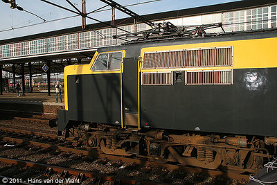 "Former NS1211, today the property of ""Werkgroep 1501""."