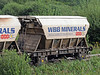 I love WBB Minerals rather meaningless tag line, what is a mineral solution and who is working together to achieve it? The wagons are classed PAA and are unique to this operation.