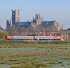 The 05:54 Nottingham to Norwich arriving at Ely