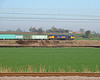 66715 heels to the curve as it heads northwestward towards the Ouse Washes, March and Peterborough.