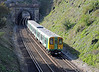 And so to the last picture of the day, taken at 16:23 on the Brighton side of Lewes its a class that I've not encountered in Southern garb before, a refurbished 313 on a Coastway East service. 35 minutes later I had reached Newhaven and was buying my ticket back home just as the 17:00 to Brighton (ex-Seaford) rumbled in. I must say Southen have done a good job on the 313s, replacing those mean low 3+2 seats with high backed 2+2.
