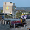 Sleeper Stock & Shunter - Inverness Depot