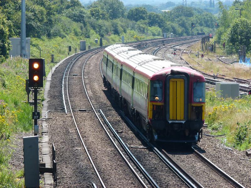 Class 442 - Salfords