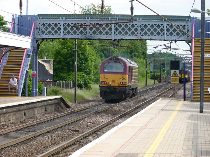 67025 - Welwyn North