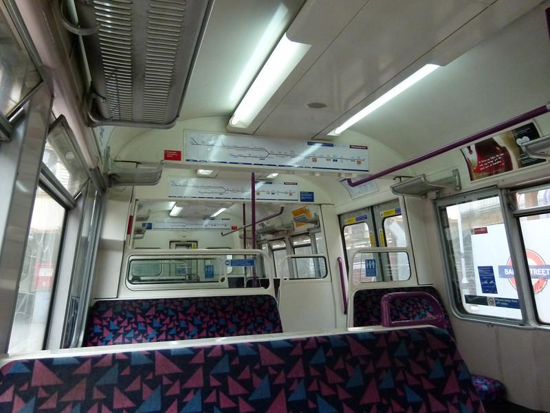A60 - Interior