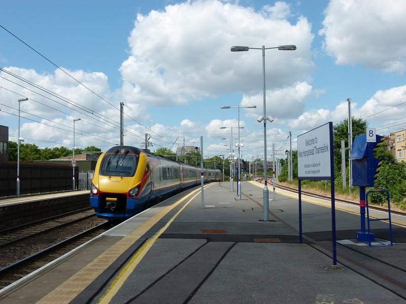 222011 - West Hampstead Thameslink