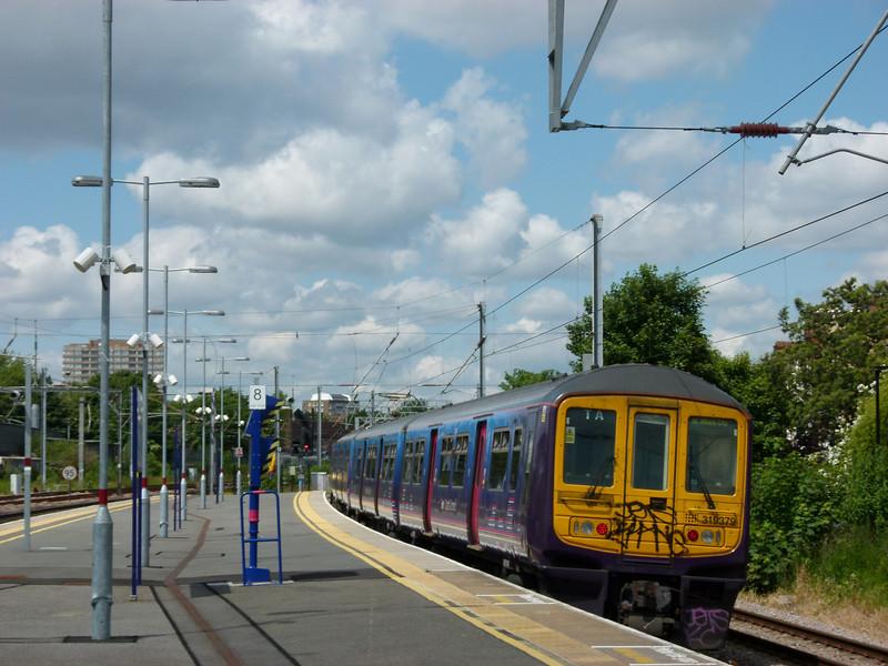 319379 - West Hampstead Thameslink