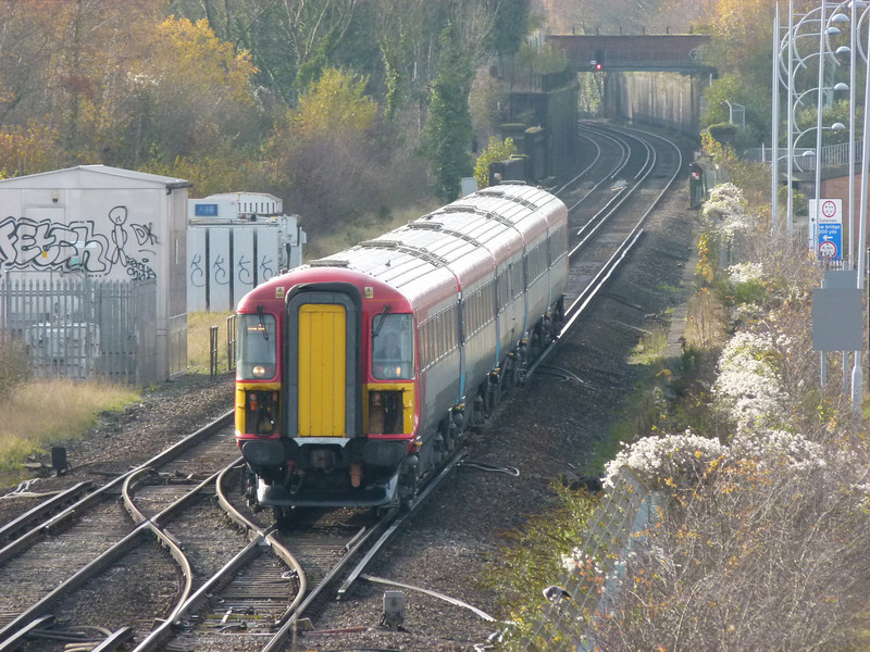 Class 442 - Coulsdon