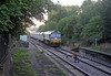 Later in the day 59004 passing Upper Holloway on the 6L21...