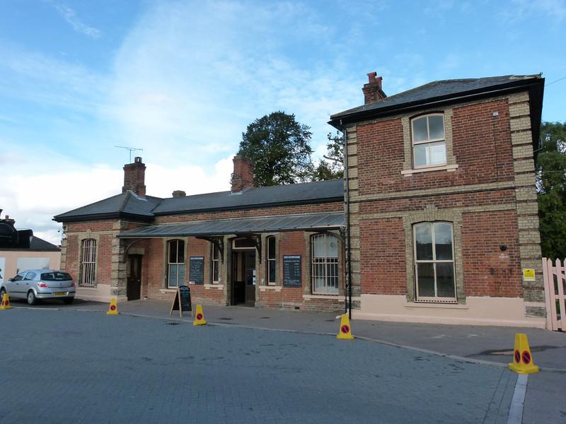Ongar Station