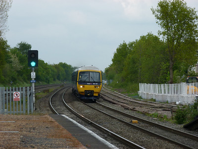 Iver, Seer Green, Little Kimble, Wendover, Cheddington, Ampthill, Tempsford & Sandy (17-05-2013)