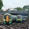 377413 & 171805 - East Croydon