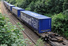 The leading containers were tanks as usual, followed by Stobart less CO2...