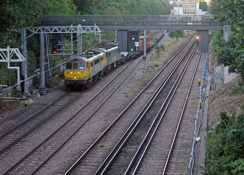 Canonbury West Junction