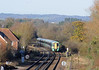 I had driven over from Crawley in the expectation of seeing the final 6O10 Appleford to East Grinstead empty spoil train, which had been reported running. But no such luck, it appeared the last train ran on Thursday and what was seen on Friday were the empties returning to Acton or Ferme Park. :-(. <br /> <br /> So here instead are a pair of 377s approaching Lingfield on an East Grinstead bound train.