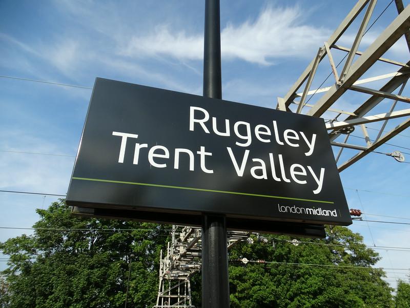 Rugeley Trent Valley