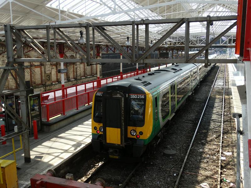 350256 - Crewe