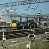 37409 & 37611 - Crewe