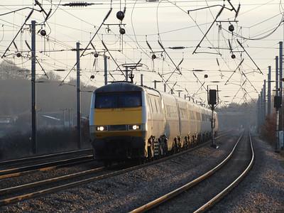 Saunderton, Ledburn, Millbrook, Bedford & Sandy (20-01-2014)