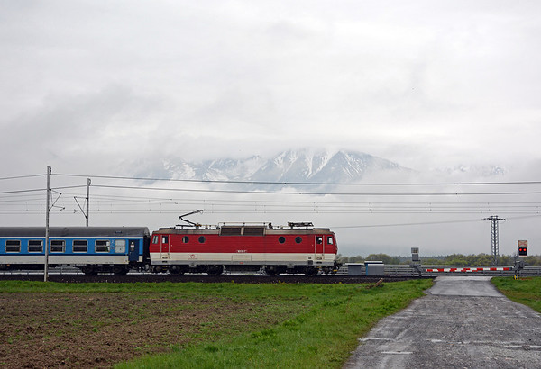 Slovakia 2014 - dodging the showers