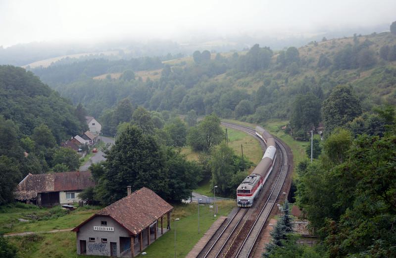July 25th; Podkriváň