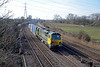Stayed at Duffryn for the 4O59 Wentloog to Southampton, which was running on time (10:58)