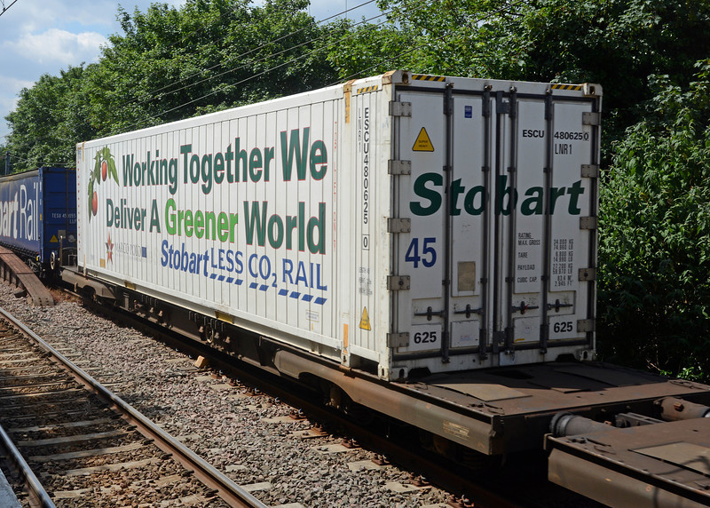 ...and the Stobart/Tesco reefers